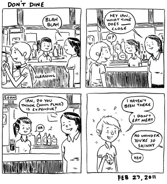 Don't Dine