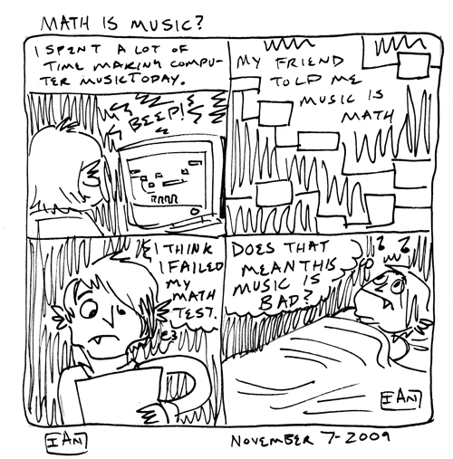Math Is Music