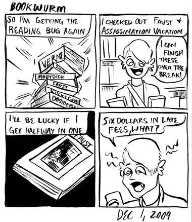 Bookwurm
