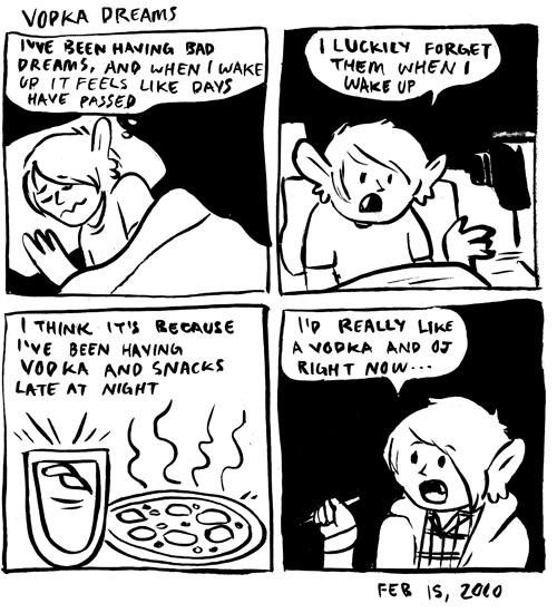 Vodka Dreams