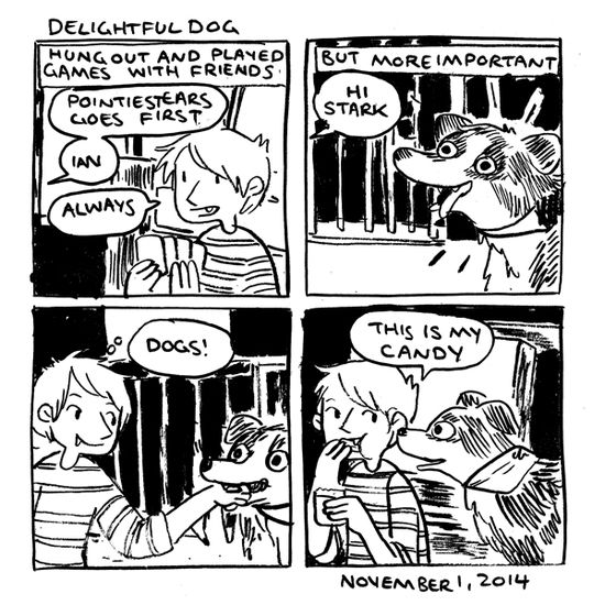 in which DOGS!