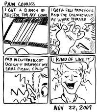 Pain Comics
