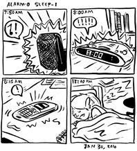 Alarm-0 Sleep-1
