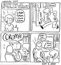 Groking Crom
