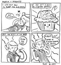 Muffin + Madness