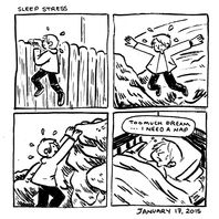 in which sleep makes me sleepy