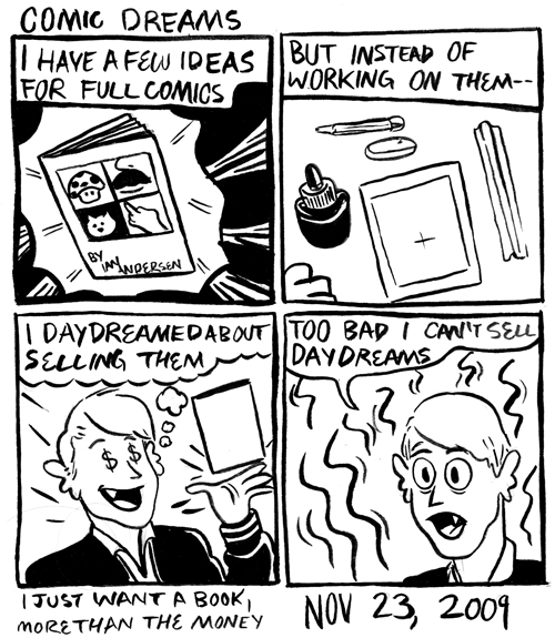 Comic Dreams