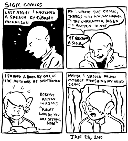 Sigil Comics