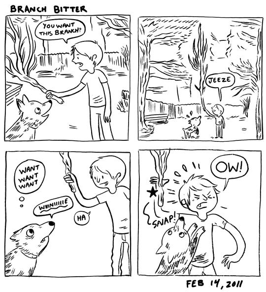 Branch Bitter