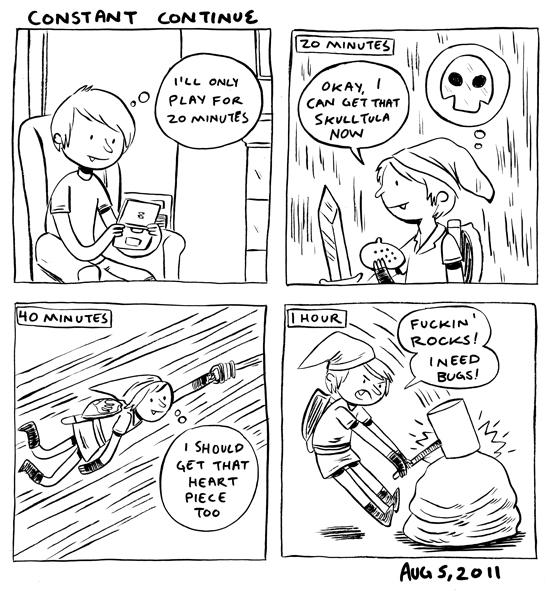 how to play Zelda