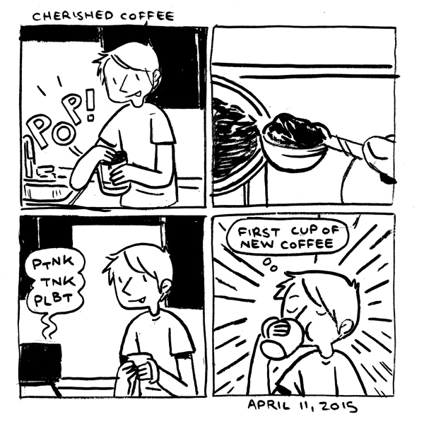 in which COFFEE!