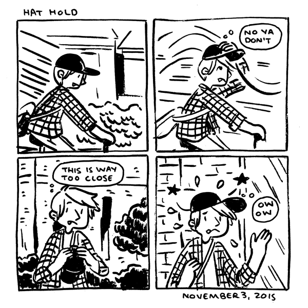 in which hold on!