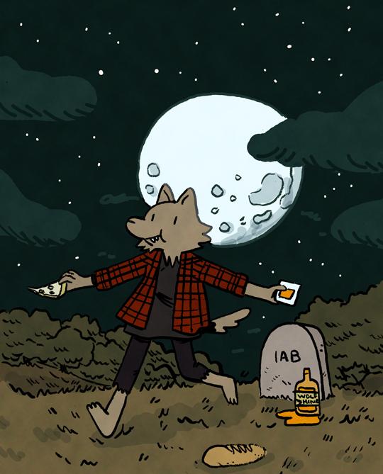 Werewolf Wednesday